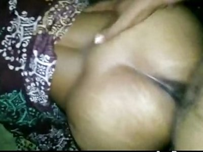 Desi Wife Doggy Sex with husband in home