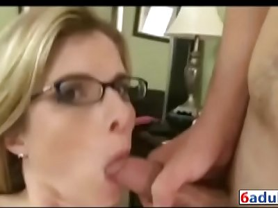 Cory Chase in Step Sister Made Her Brother to Fuck