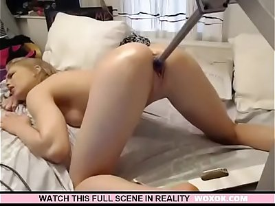 www.girls4cock.com — Stunning young Fuck the PainGame